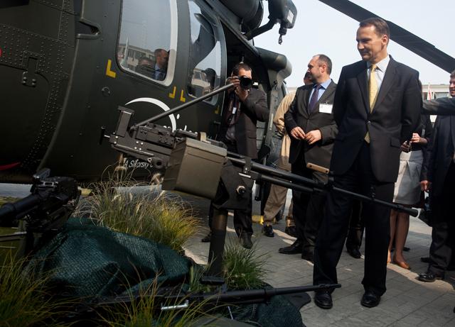 Najwi�ksza militarna impreza w Europie �rodkowej