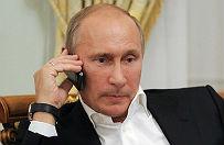 Barroso dzwoni� do Putina; pot�pia wej�cie rosyjskich wojsk na Ukrain�