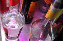 G�rnik handlowa� ska�onym czeskim alkoholem metylowym