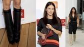 Kardashian i Horody�ska w tych samych butach!