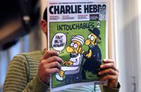 """Islami�ci gro�� redaktorowi gazetki szkolnej, kt�ry broni� """"Charlie Hebdo"""""""
