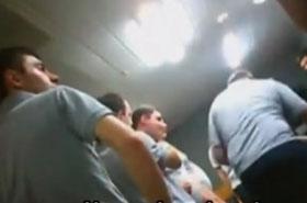 Szokujące nagranie z więzienia