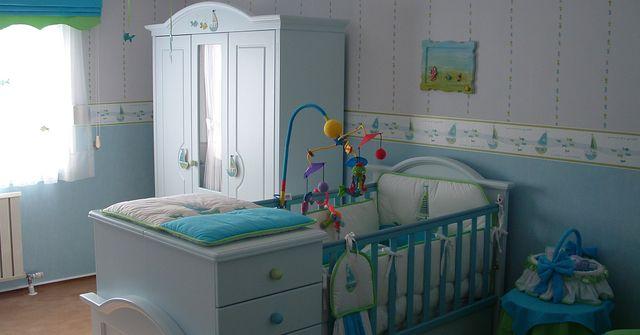 Już czas, aby urządzić pokój niemowlaka