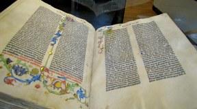 Bezcenna Biblia Gutenberga