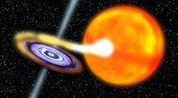 Odkryto nową czarną dziurę w centrum Drogi ...