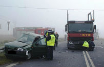 �miertelny wypadek w Pniewie - 2 osoby nie �yj�
