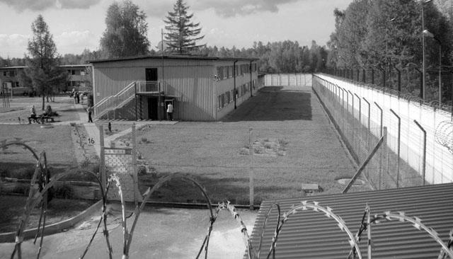 Próba ucieczki z polskiego więzienia