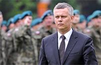 Tomasz Siemoniak: chcemy przygotowa� do stu instruktor�w na Ukrain�