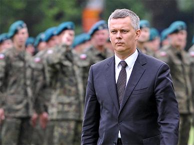 Siemoniak o relacjach prezydent-MON: to Sejm decyduje, kto jest w rz�dzie