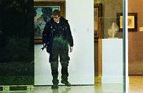 Kradzie� w muzeum Kunsthal w Rotterdamie. Skradziono dzie�a Picassa, Matisse'a i van Gogha