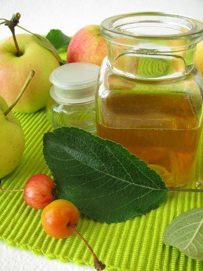 Ocet jabłkowy dobry na wszystko!