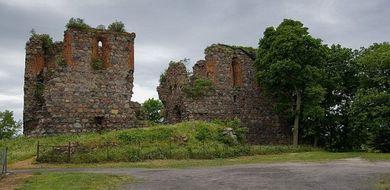 Nowe odkrycia na zamku krzy�ackim w Papowie ...