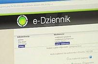 Ucze� wpisa� sobie 52 oceny do elektronicznego dziennika