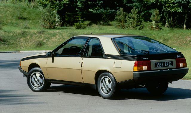 Renault Fuego Turbodiesel