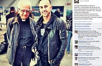 Cejrowski: ks. Boniecki za zdj�cie z Nergalem powinien by� obj�ty ekskomunik�