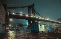 Co najmniej czterna�cie os�b zabi�a Sandy w Nowym Jorku