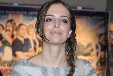 Anna Wendzikowska: Pi�kna i... pr�na?