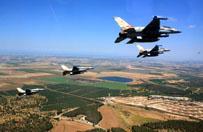 Izrael zbombardowa� cele w Libanie w odwecie za atak rakietowy