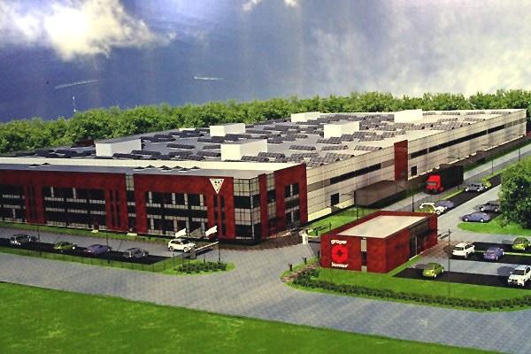 Budowa nowej fabryki ma kosztowa? 58 mln z?
