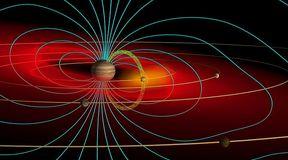 Jowisz - gigant w Układzie Słonecznym