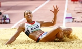 Jessica Ennis wysza za m!