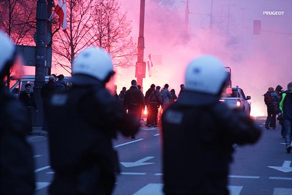 Marsz niepodleg�o�ci, 11 listopada w Warszawie