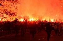 Zamieszki w Warszawie podczas �wi�ta Niepodleg�o�ci. Polacy zabrali g�os