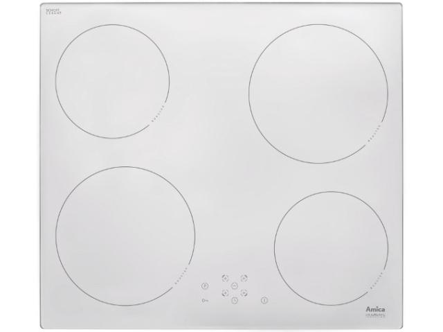 Amica PI6109WL  biała płyta indukcyjna  Sprzęt RTV i AGD  WP PL -> Plyta Gazowa Do Zabudowy Amica Biala