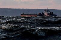 Na Morzu Czarnym zaton�� frachtowiec