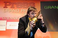 Jerzy Jurecki Dziennikarzem Roku 2012