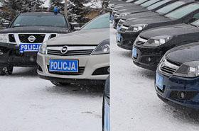 Nowe nieoznakowane auta kryminalnych - fajne?