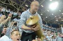 """Zakaz stadionowy, grzywna i doz�r policji dla """"Starucha"""""""