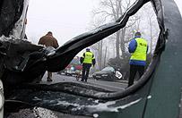 Bardzo �lisko na drogach. 13 zabitych, 94 rannych