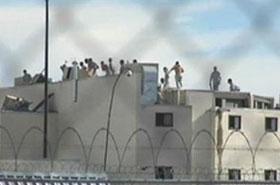 17 osób zginęło podczas próby ucieczki z więzienia