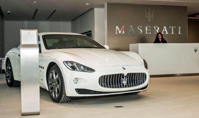 Pierwszy salon Maserati w Polsce otwarty