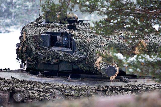 Mobilizacja sił, polskie czołgi wyruszyły z bazy - zdjęcia