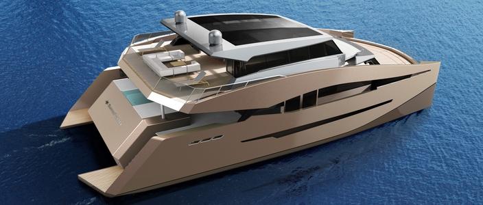 Nowy katamaran Sunreef Yachts