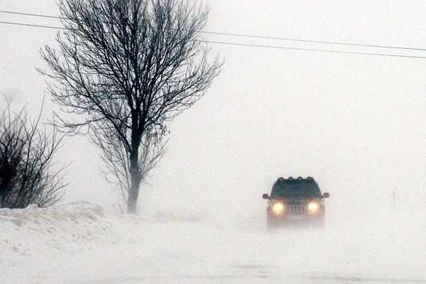 Rekordowe opady �niegu na S�owacji. Wprowadzono stan kl�ski �ywio�owej
