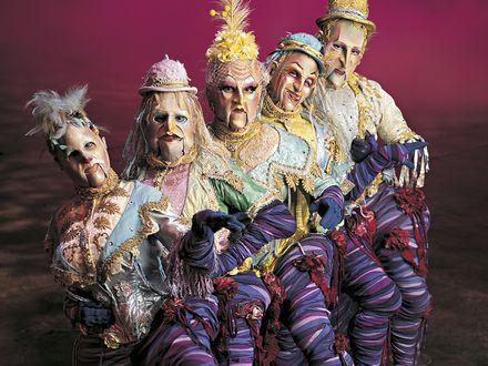 """Cirque Du Soleil powraca do Polski ze sztandarowym przestawieniem """"Alegr�a"""""""