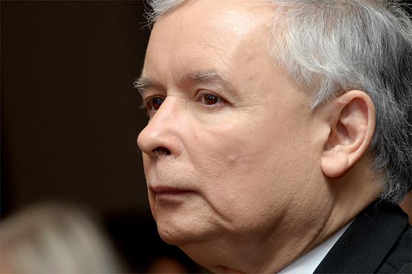 Jaros�aw Kaczy�ski