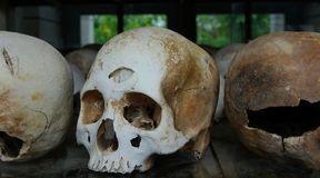 Makabryczne odkrycia archeologów