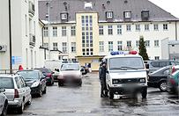 Samob�jstwo stra�nika wi�ziennego w szpitalu w Szczecinie