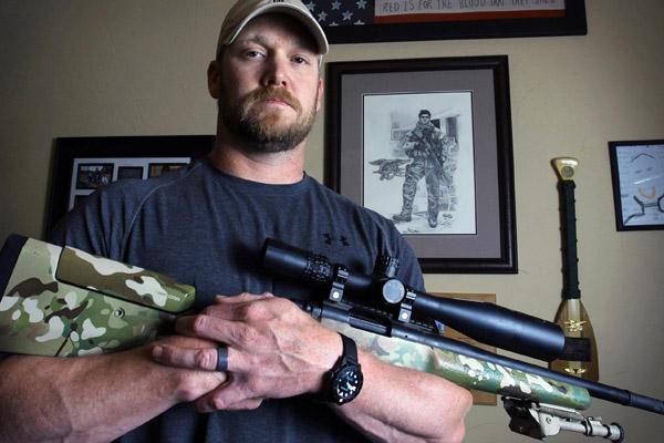 Chris Kyle, najlepszy amerykański snajper zginął od kuli weterana z