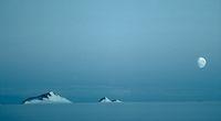 Aktywny wulkan ukryty pod lodem