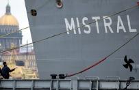 Rosja mo�e odebra� od Francji pierwszego Mistrala 14 listopada