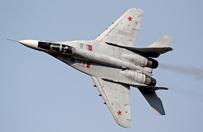 Katastrofa samolotu MiG-29 w Rosji