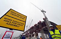 Ukraina nie ma pieni�dzy na zabezpieczenie reaktora w Czarnobylu