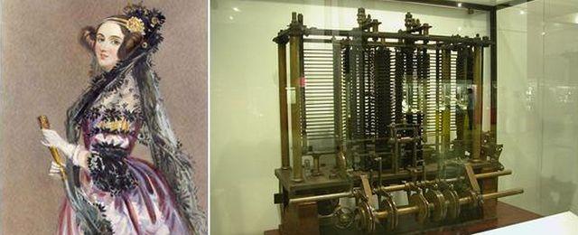 Pierwszy programista był... kobietą!