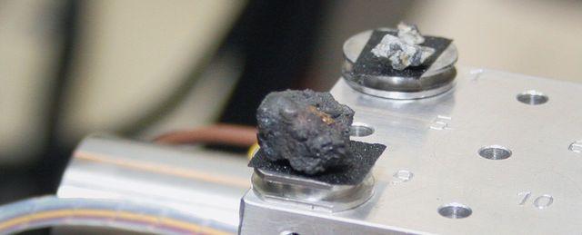 Meteoryt cenniejszy niż złoto