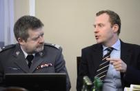 Sejmowa komisja o dzia�aniach policji w Sanoku